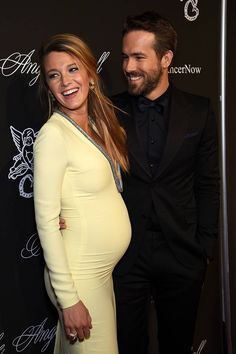 A History of Ryan Reynolds gazing lovingly at Blake Lively - ELLE