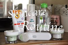 Mum, M & More: My Skincare Routine  #TwinklyTuesday