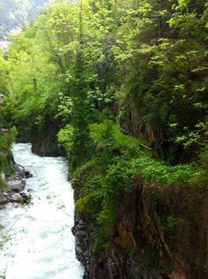 Riu Valira del nord. Andorra Andorra, Natural Beauty, River, Nature, Outdoor, Outdoors, Naturaleza, Outdoor Games, Nature Illustration