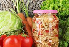 Varză conservată pentru iarnă – 5 reţete pentru toate gusturile! - Bucatarul.tv Preserving Food, Preserves, Canning, Vegetables, Salads, Preserve, Vegetable Recipes, Home Canning, Butter