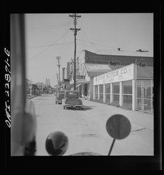 New Iberia, Louisiana. Truck entering on U. Grand Isle Louisiana, Pontiac Convertible, Huge Truck, New Iberia, Louisiana History, Wooden Truck, Pennsylvania Railroad, New York Central, Route 66