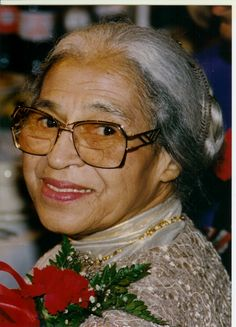 Rosa Parks, civil rights activist whose actions helped launch nationwide efforts to end segregation of public facilities.