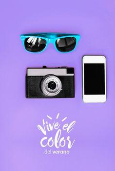 Prepárate para vivir y capturar esos momentos únicos que el verano te ofrece. #ViveElColorDelVerano #Minimal #Contrast #Comex
