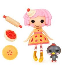 Lalaloopsy Mini Sweet Shop with Figure and Accessories Cherry Crisp Crust by My Little Pony Hello Dolly, Hello Kitty, Lalaloopsy Mini, Loving Family Dollhouse, Cherries Jubilee, Laurel Burch, Bitty Baby, Toys Online, Mattel Barbie