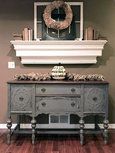Driftwood Buffet | General Finishes Design Center