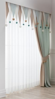 Tenda Shabby | DIY and crafts | Pinterest | Tende, Arredamento a ...