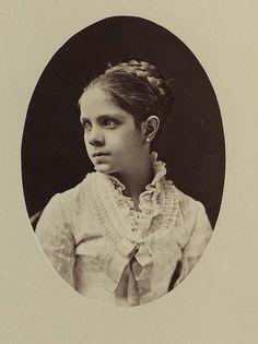 Eulalia of Bourbon,infanta of Spain