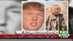 Wild theory claims Trump is actually a Pakistani orphan named Dawood