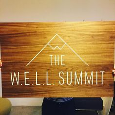 One of the tribes I most proud to be part of... #Repost @gianne_d  So exciting to see the W.E.L.L. Summit grow!  #WELLSummit #WELLSummit16