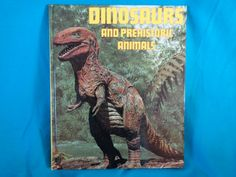 vintage 1988 Dinosaurs and Other Prehistoric by TheVintageKeepers