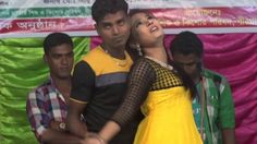 Bangla Dance   Raju & Nipa   Uttara Musical Band Naogaon