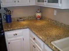 Instant Granite Venetian Gold   As Seen On Rachel Ray. This Is REMOVABLE  GRANITE For