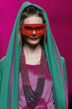 AGATHA RUIZ DE LA PRADA MADRID on Behance AW 2011
