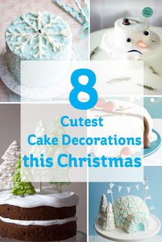 Wedding Cake Decorations Hobbycraft : 1000+ images about Christmas Cakes ~ traditional and ...