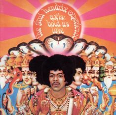 Bold as Love - Jimi Hendrix