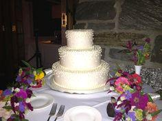 August 25, 2012 at the Morris Arboretum in Philadelphia.  Congrats to Claire & Greg!