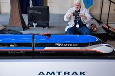 With a $2.45 billion federal loan, Amtrak set for upgraded trains, stations. Higher-speed trains could shorten the travel time between Washington and New…