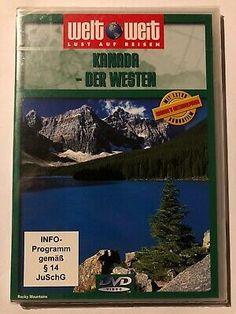 Kanada - Der Westen Weltweit DVD    eBay Ebay, Canada, World