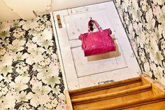 #Pink and #FloralPrints - a girly and feminine GGL bag!