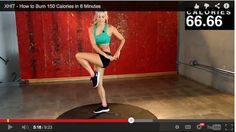 Burn 150 Calories in 8 MinutesPositiveMed | Positive Vibrations in Health