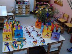 free easter craft idea for kids (9)      Crafts and Worksheets for Preschool,Toddler and Kindergarten