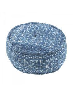Nakur Pouf, Blue