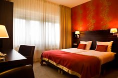 Home Comforts, Bed And Breakfast, Best Hotels, Room Inspiration, Guest Room, Warm, Utrecht, Furniture