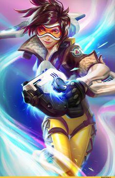 Tracer-Overwatch-Blizzard-фэндомы-3369125.jpeg (1024×1569)