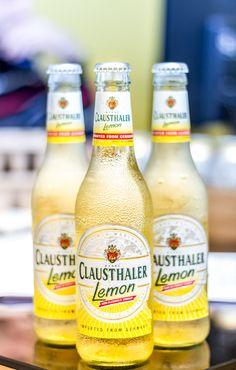 ¿Hoy comienzas la dieta? Recuerda que Clausthaler Limón tiene sólo 30Kcal cada 100ML, especial para acompañar esta nueva cruzada.