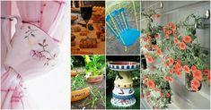 100 Ways to Repurpose and Reuse Broken Household Items - DIY & Crafts