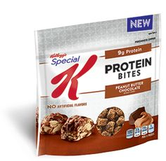 Peanut butter and chocolate are a match made in heaven, and now you can get your fix with our protein bites! It's the great taste you love without any artificial flavors.
