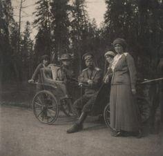 Anastasia, Alix, Nicholas, Olga, Marie