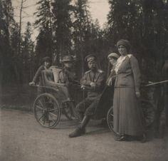 Anastasia, Alix, Nicholas, Olga, Maria