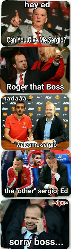 the 'other' sergio