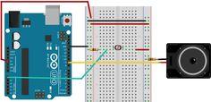arduino - Eine Einführung Esp8266 Arduino, Raspberry, Solar, Projects, Technology, Arduino Sensors, Arduino Projects, Engineering, Loudspeaker