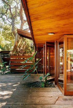 Schaffer Residence | Glendale, California | John Lautner | photo © Joe Fletcher