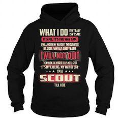 Scout Job Title T-Shirts, Hoodies, Sweatshirts, Tee Shirts (39.99$ ==> Shopping Now!)