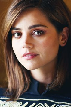 Jenna Coleman by Clara Molden for The Telegraph