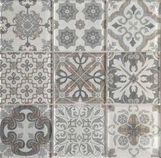 Dekor Premium Mosaic Skleněné obklady mix barev 30x30 cm, lesk