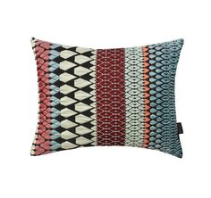 Hope Present Cushion. Kaleidoscope Collection. Margo Selby. Textile Design