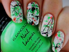 Spatter Nails