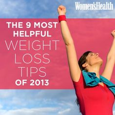 The 9 Most Helpful Weight-Loss Tips of 2013: