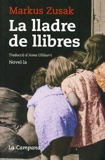 LA LLADRE DE LLIBRES. Markus Zusak http://tomba-que-gira.blogspot.com.es/2011/08/la-lladre-de-llibres.html