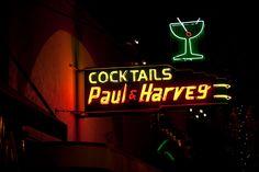 Paul & Harvey #neon, 130 South Murphy Avenue, Sunnyvale, CA