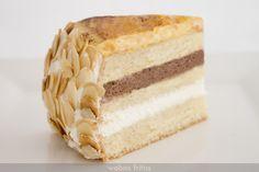 receta de tarta San Marcos: muy fácil y muy rica