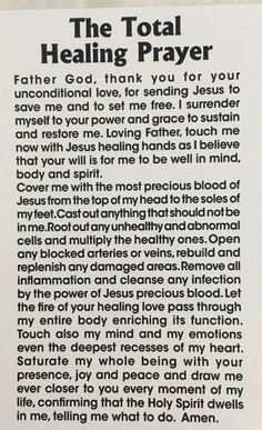 Prayers for healing Healing Scriptures, Prayers For Healing, Prayer Scriptures, Bible Prayers, Faith Prayer, God Prayer, Power Of Prayer, Healing Heart, Scripture Verses