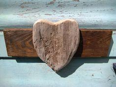 Heart Decor Reclaim Wood Art Rustic Wood Heart Wood Wall Art Romantic Home Decor Driftwood Heart Reclaimed Wood Heart Wood Art Driftwood Art by BlackCrowCurios on Etsy