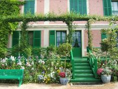 Giverny Monet home