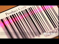 Label Inspection Machine Vision - YouTube