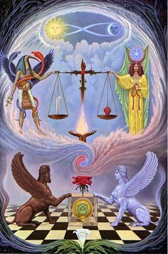 People do not understand Libra people well; They do not know or want to know about diplomacy - Zodiacal Sign of LIBRA Art Visionnaire, Signo Libra, Esoteric Art, Occult Art, Wiccan Art, Occult Books, Visionary Art, Book Of Shadows, Sacred Geometry